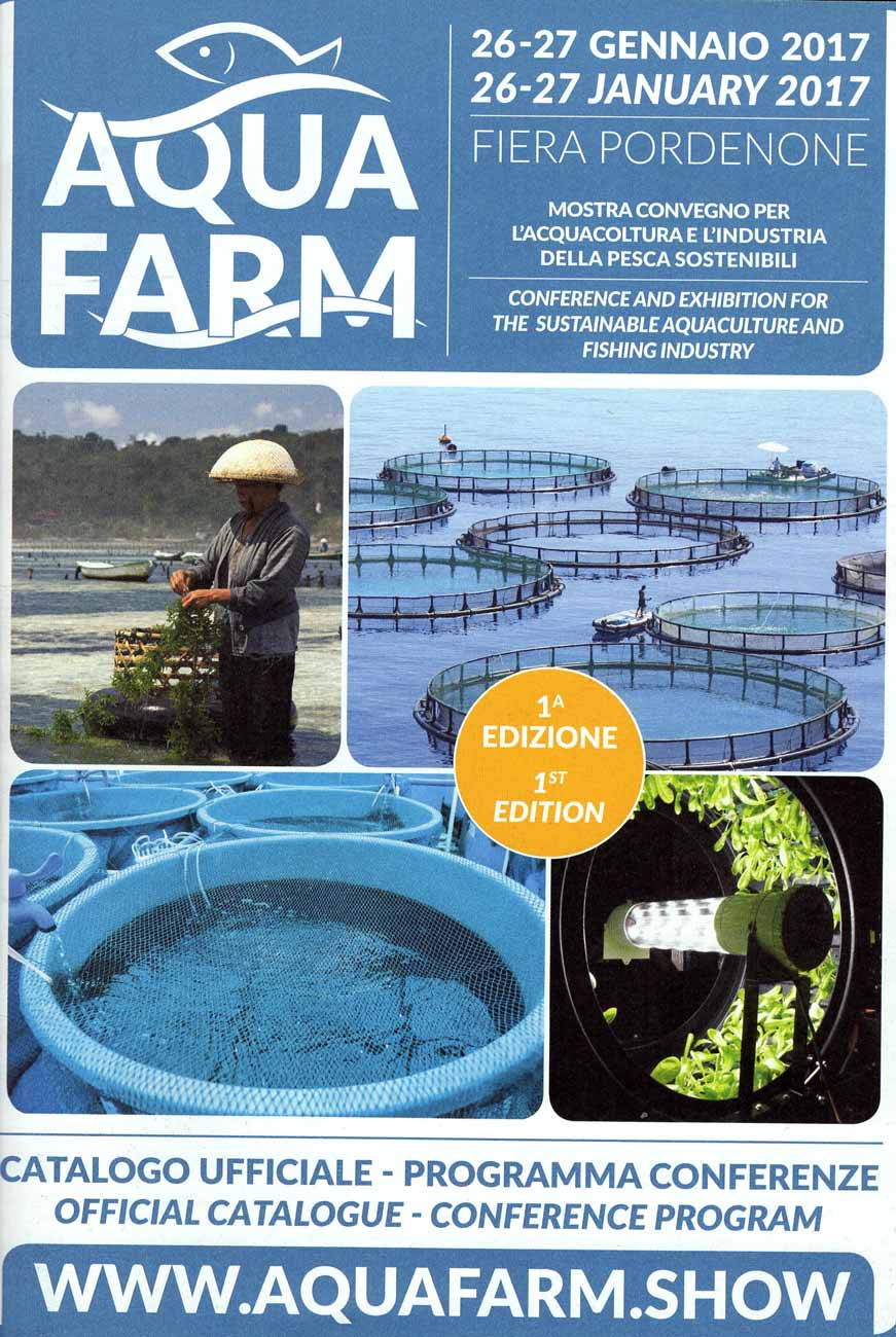 Articolo VFI - Acqua Farm, 2017 - copertina