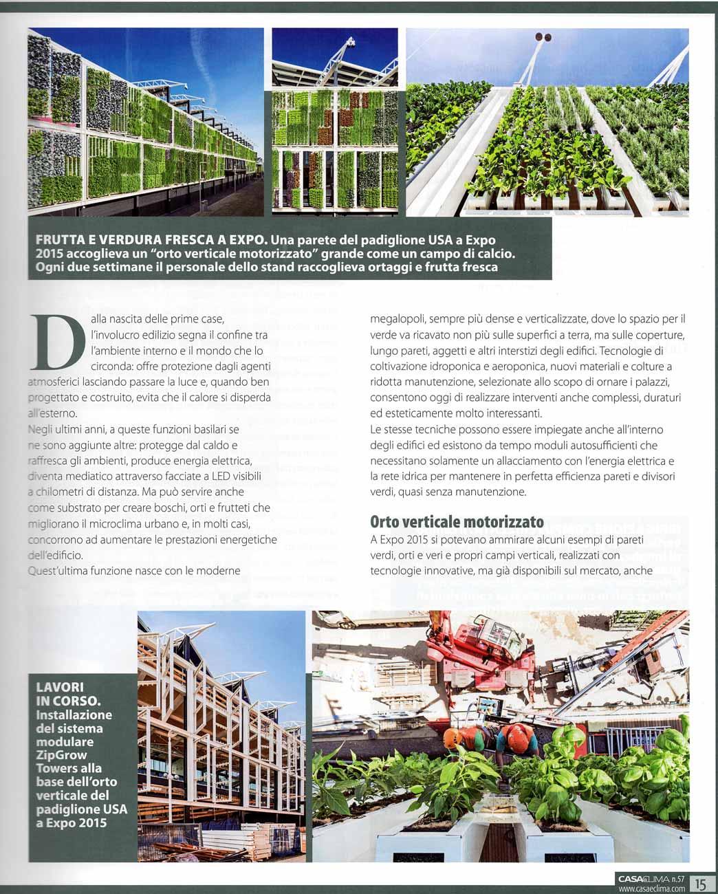 Articolo VFI - Casa e Clima, 2015 - pagina 3