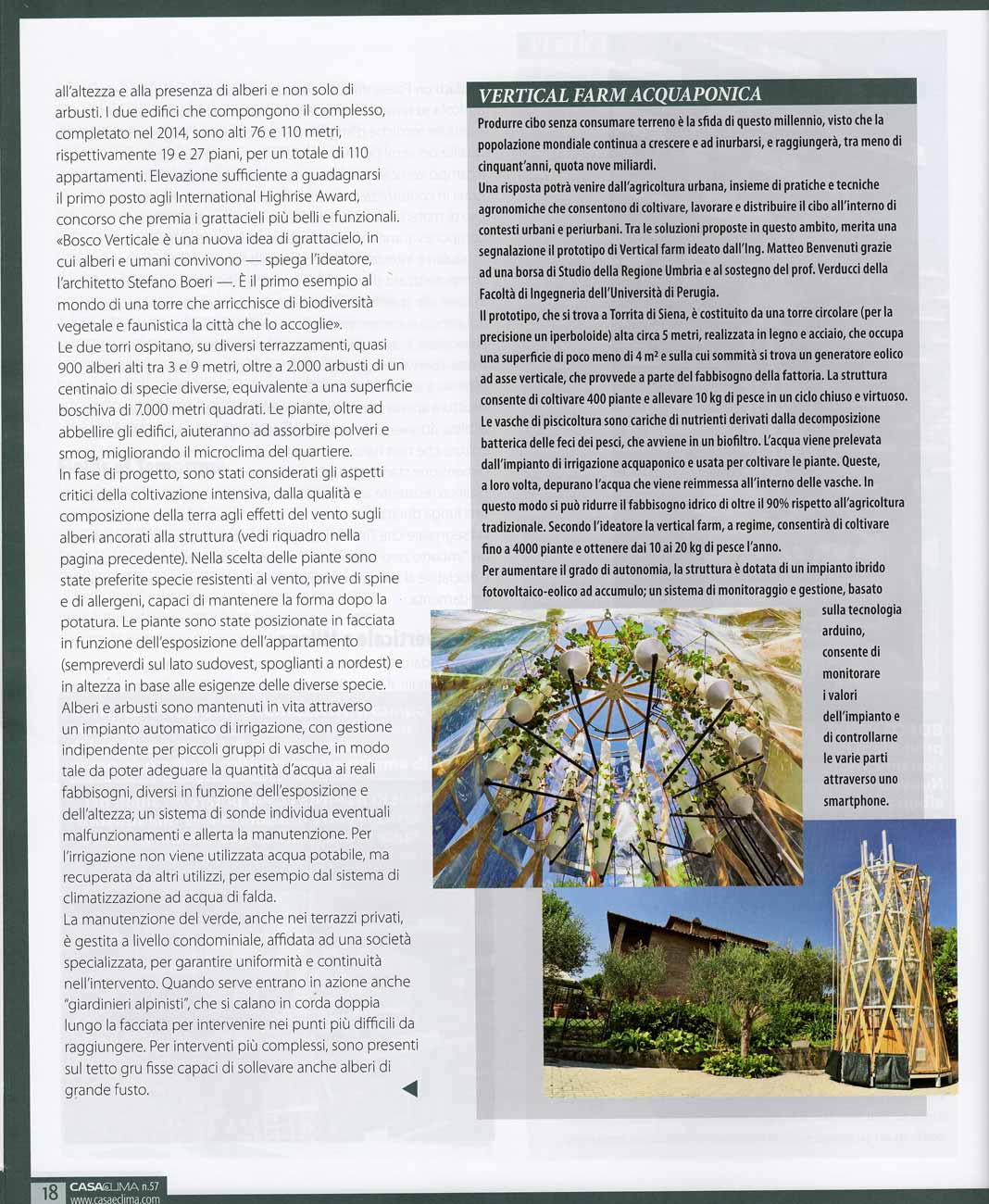 Articolo VFI - Casa e Clima, 2015 - pagina 6