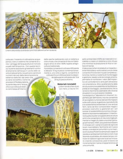 Articolo VFI - Terra e Vita, 2016 - pagina 2