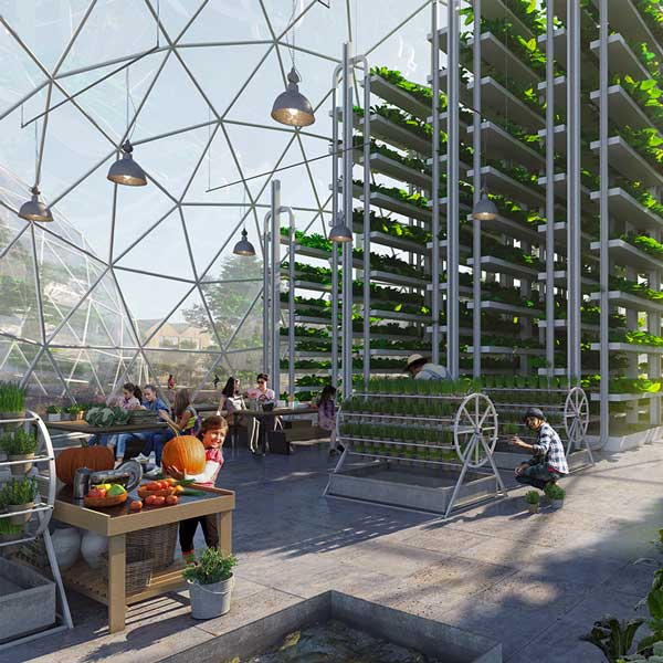 comunity vertical farm